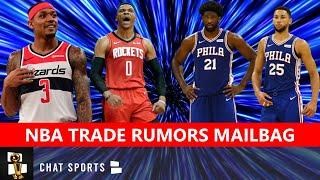 NBA Trade Rumors Q&A: Blake Griffin For Russell Westbrook? Joel Embiid Trade? Bradley Beal To Bucks?