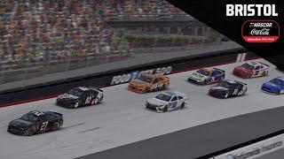 eNASCAR Coca-Cola iRacing Series from Bristol Motor Speedway