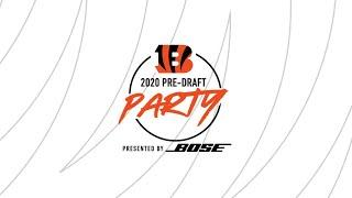 The Bengals 2020 Pre-Draft Party Presented by Bose