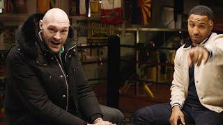 Tyson Fury: If I Can't Beat Wilder, I'm a Bum! | UNGUARDED | Wilder vs Fury 2