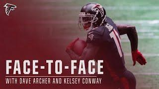 Takeaways from WEEK 1 and how the Falcons can STOP Ezekiel Elliott and the Cowboys | Face to Face