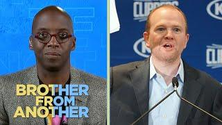 Did Clippers' Lawrence Frank deserve NBA Exec of the Year? | Brother From Another | NBC Sports