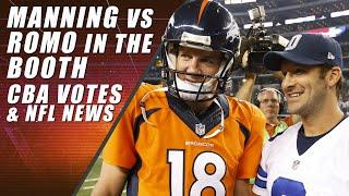 Peyton Manning Would Be Legendary in the Booth