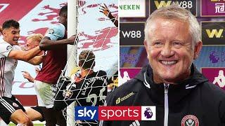 """The 'keeper was in the Holte End when he saved it!"" 