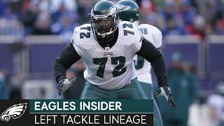 Tracing the Eagles' Left Tackle Lineage w/ Tra Thomas   Eagles Insider