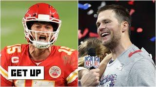 Has Patrick Mahomes done enough to be drafted No. 1 in NFL history over Tom Brady? | Get Up