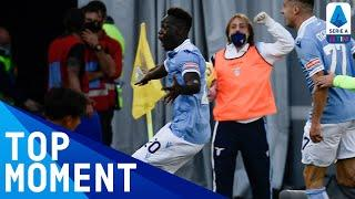 Caicedo scores 95th minute equaliser against Juve! | Lazio 1-1 Juventus | Top Moment | Serie A TIM