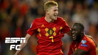 Kevin De Bruyne exclusive interview: Man City star on why Belgium is 'lucky' right now | ESPN FC