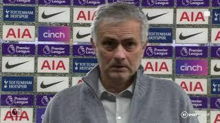 Mourinho gives Kane injury update after Spurs' defeat to Liverpool