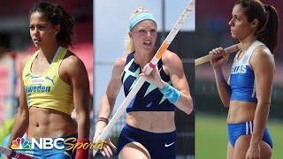 Sandi Morris crushes talented field to win Inspiration Games pole vault | NBC Sports