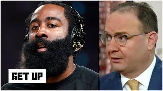 Woj on the latest with James Harden's trade request and Giannis' supermax extension | Get Up
