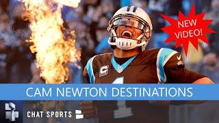 Cam Newton Destinations: Top 5 Teams That Could Sign Him In NFL Free Agency Ft. Patriots & Chargers