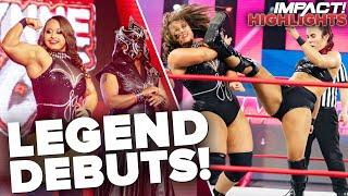 JAZZ Debuts in Knockouts Tag Team Championship Tournament! | IMPACT! Highlights Dec 1, 2020