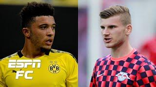 Would Man United signing Jadon Sancho be a bigger impact than Chelsea with Timo Werner? | Extra Time