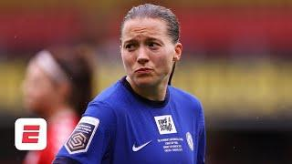 Fran Kirby NOT a top 10 player?! The biggest controversies from ESPN FC's Women's Rank | ESPN FC