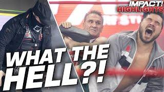 Ken Shamrock CRASHES the Main Event! | IMPACT! Highlights July 7, 2020