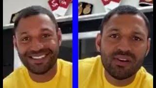 "KELL BROOK BRUTALLY RESPONDS TO CHRIS EUBANK JR, CRAWFORD CLASH, ""FRONTING"" GOLOVKIN UP"
