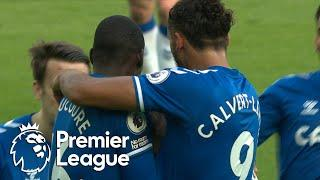 Bernard sneaks Everton in front of Manchester United   Premier League   NBC Sports