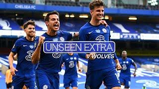 Mason Mount's Perfect Free-Kick  + Giroud Scores Again to Secure Top Four Finish!  | Unseen Extra