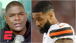 Keyshawn Johnson defends Odell Beckham Jr. | KJZ