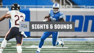 Sights and Sounds | 2020 Week 1 Detroit Lions vs. Chicago Bears