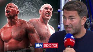 'Whyte could be ready for Fury in 2020!' - Eddie Hearn reacts to Dillian Whyte's mandatory status