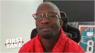 Chad Johnson on Rob Gronkowski to the Bucs and the Texans trading DeAndre Hopkins   First Take