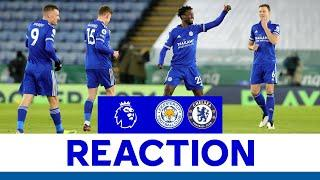 'We're Building Confidence' - Wilfred Ndidi | Leicester City 2 Chelsea 0