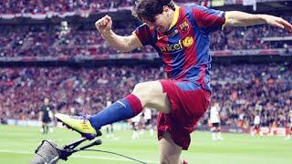 How did a Lionel Messi goal nearly break Dani Alves' foot? | Oh My Goal