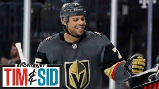 Ryan Reaves On His Contract Extension And What It Means To Be A Black Hockey Player I Tim and Sid