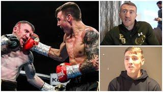 IS ROUND 3 THE ROUND OF THE YEAR? REWATCH PADDY BARNES v JAY HARRIS IN A 'MTK FIGHT NIGHT' CLASSIC