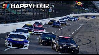 Happy Hour: NASCAR's Martinsville night race in 52 minutes