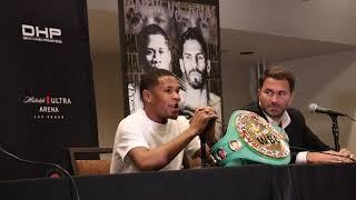 """""""Let's do it next!"""" Devin Haney ready for Teofimo NEXT, still open to a shot at Lomachenko"""
