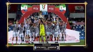 Juventus Crowned TIMVISION CUP Champions!   # TIMVISIONCUP NFT!