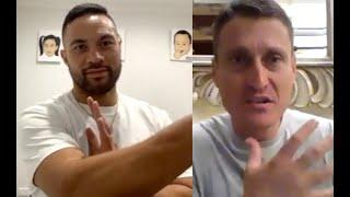 JOSEPH PARKER CALLS OUT DERECK CHISORA! - (WITH DAVID HIGGINS) / TALK USYK-JOYCE, WILDER & FA CLASH