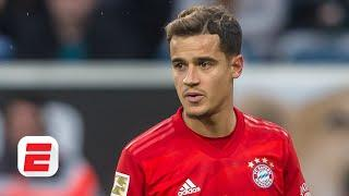 Chelsea have no room for Philippe Coutinho, even as a Willian replacement - Frank Leboeuf | ESPN FC