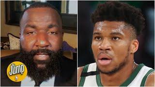 Giannis will sign with the Bucks soon - Kendrick Perkins | The Jump