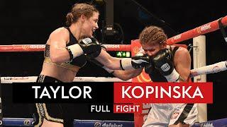 Katie Taylor's FIRST Professional Fight | Fight Rewind