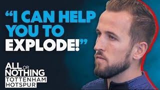What MOURINHO Told HARRY KANE When he Became Spurs Manager | All or Nothing: Tottenham Hotspur