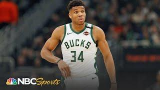 Giannis commits to Bucks; Team Power Rankings; Who's shining in preseason? | PBT Extra | NBC Sports