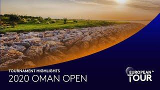 Extended Tournament Highlights | Oman Open 2020