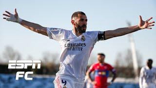 Karim Benzema is Real Madrid's ONLY consistent player - Alejandro Moreno | ESPN FC