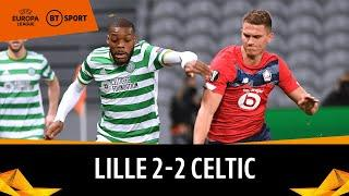 Lille vs Celtic (2-2) | Europa League Highlights