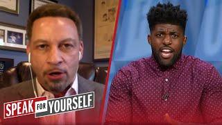 Giannis is more like LeBron than Michael Jordan or Pippen — Broussard | NBA | SPEAK FOR YOURSELF