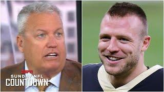 Discussing expectations for Taysom Hill as the starting QB vs. the Falcons | NFL Countdown