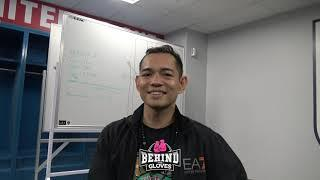 NONITO DONAIRE REFLECTS ON BECOMING WBC CHAMP AFTER KO-ING OUBAALI & A UNIFICATION VS NAOYA INOUE
