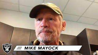 Mike Mayock on His Disappointment in 2020, Being Smart in Free Agency & 2021 Senior Bowl   Raiders