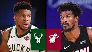 Milwaukee Bucks vs. Miami Heat [GAME 4 HIGHLIGHTS] | 2020 NBA Playoffs