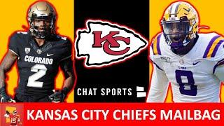 Kansas City Chiefs Rumors: Bring Back Kareem Hunt? Draft Patrick Queen? Extend Patrick Mahomes?