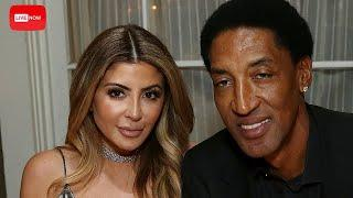 Larsa Pippen DEFENDS Scottie After 'The Last Dance' EXPOSES His Earnings With The Bulls!   LIVE
